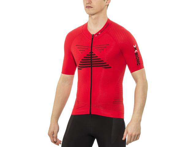 X-Bionic Effektor Power Maillot manches courtes Homme, flash red/black